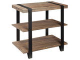 industrial side tables and end tables - My Houzz Designer Picks: A Shock Renovation From Tony Hawk (113 pictures)