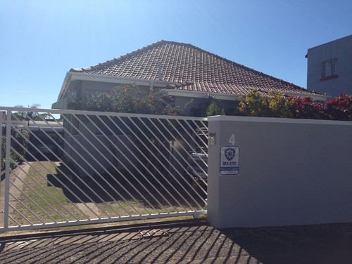 Our exterior paint renovation for Exterior house paint pictures in south africa