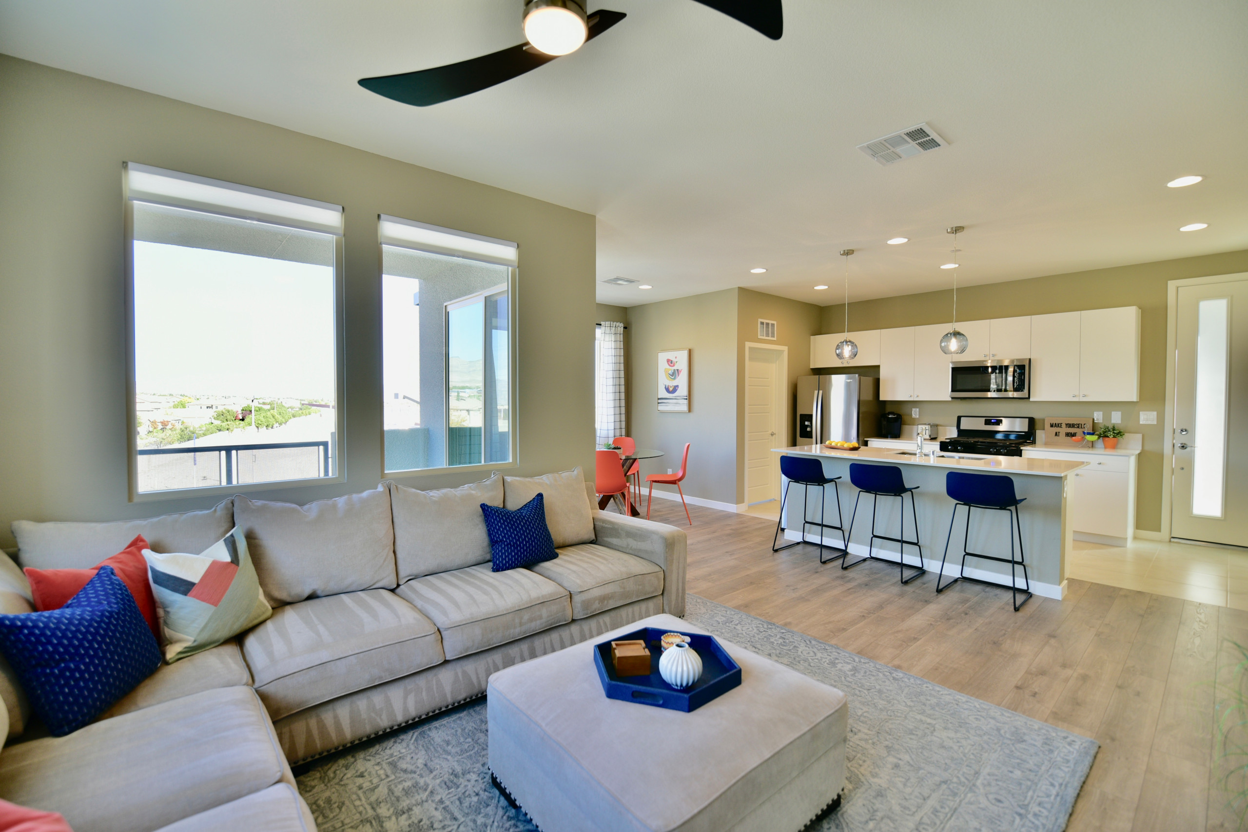 Summerlin-Affinity Corporate Rental Styling