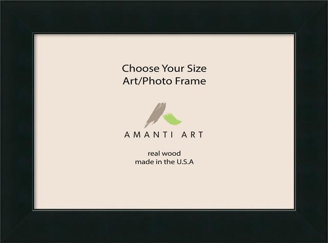 Artphoto Frame Choose Your Custom Size Corvino Black 15x15 To