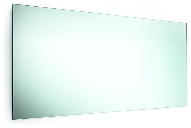 Speci Wall Frameless Horinzontal Rectangular Vanity Mirror