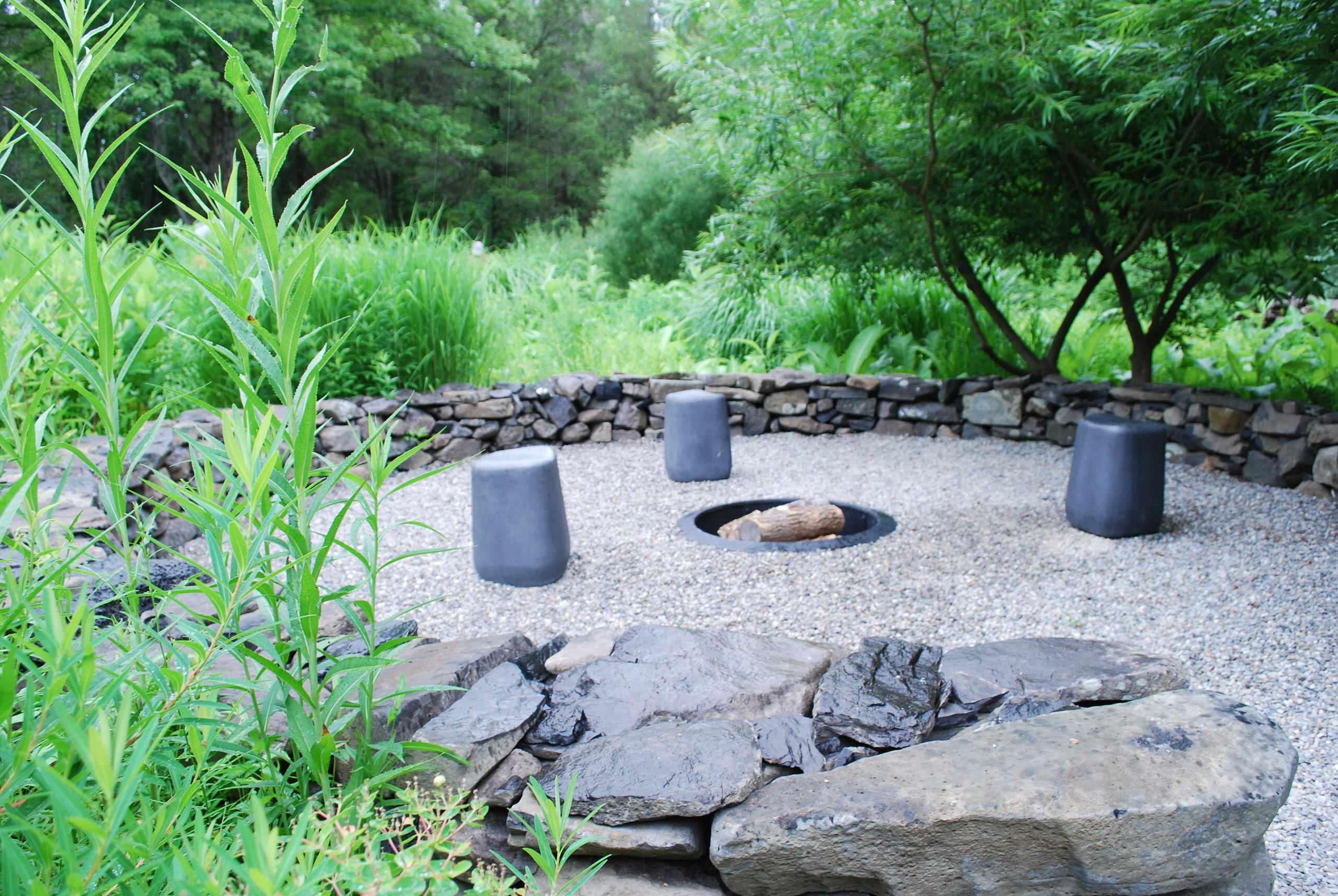James Golden's Garden at Federal Twist