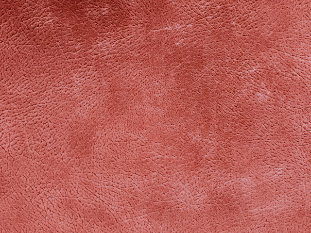 Russet Red Faux Suede Fabric