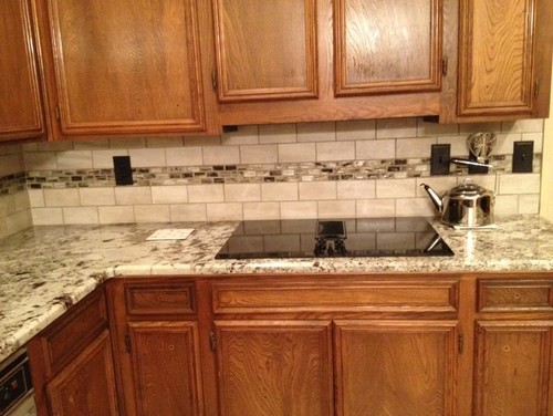 what is the tile backsplash the subway tiles called who