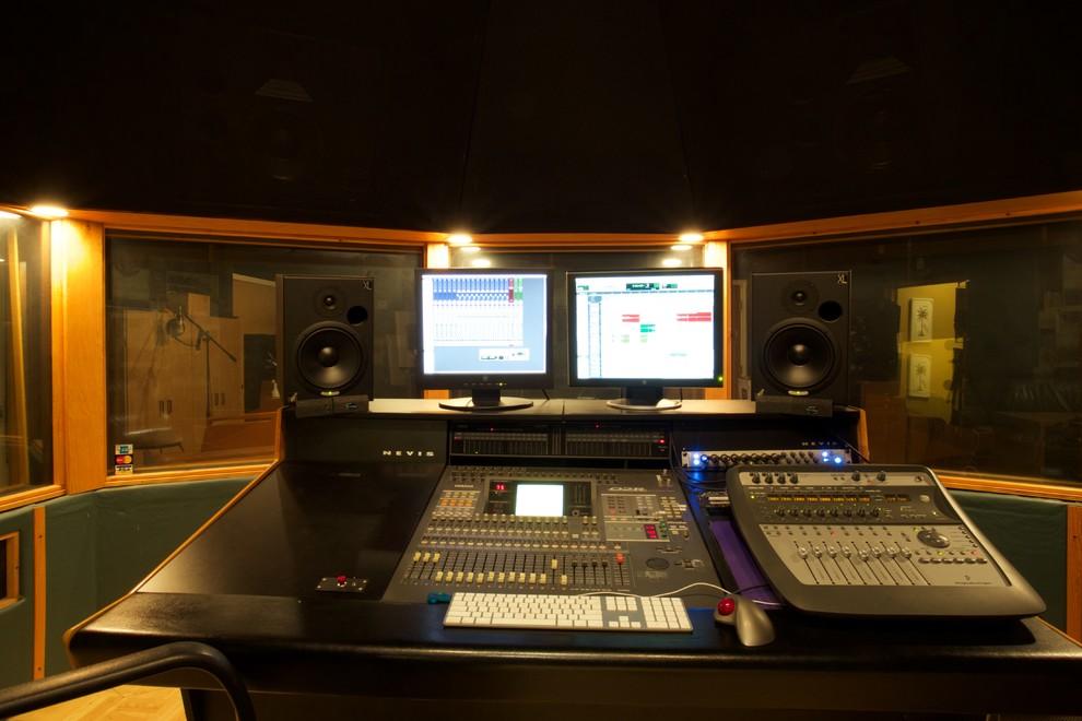 Recording Studio Soundproof Glass Windows