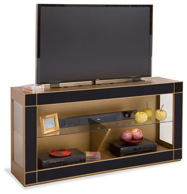 Philip Reinisch Altair II TV Console - Contemporary - China Cabinets And Hutches - by Philip ...