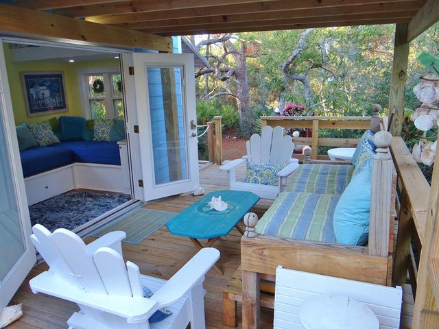 Tiny Houses Beach Style Orlando By Hammock Cottages