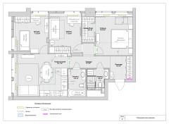 Поиск планировки Квартира в небоскребе 6 планировок (17 photos)