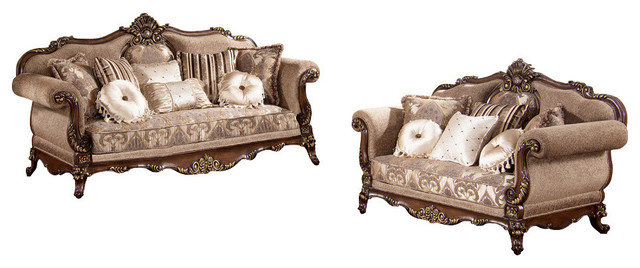 Winfrey Traditional Living Room Sofa