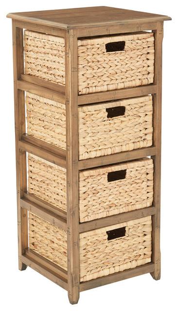 Osp Designs Sheridan 4-Drawer Storage - Modern - Storage Cabinets - by eTriggerz