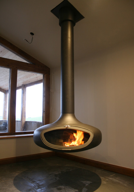 FireBob Suspended Stove for extension in Halifax UK