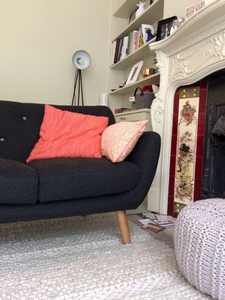 Family room – Muswell Hill in progress