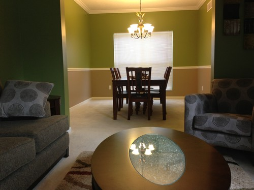 Need help with decorating my living room