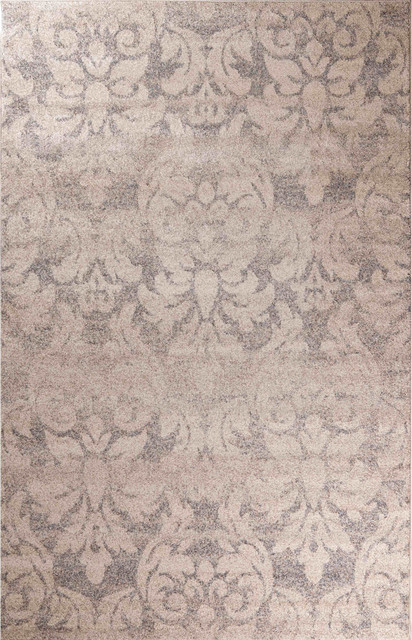 Majestic Beige 3 3 Quot X4 7 Quot Contemporary Area Rugs By
