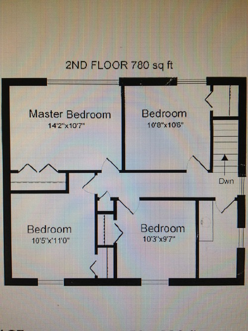 Need To Add An Ensuite Walk In Closet And Enlarge The Master