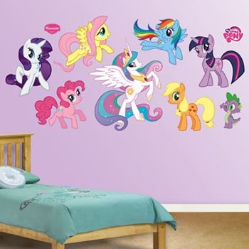 . Guest Picks  20 Decorating Ideas for  My Little Pony  Fans