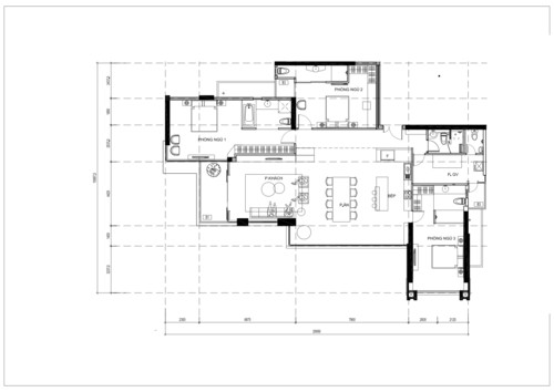 Please Help Me Picking The Best Layout For My Apartment