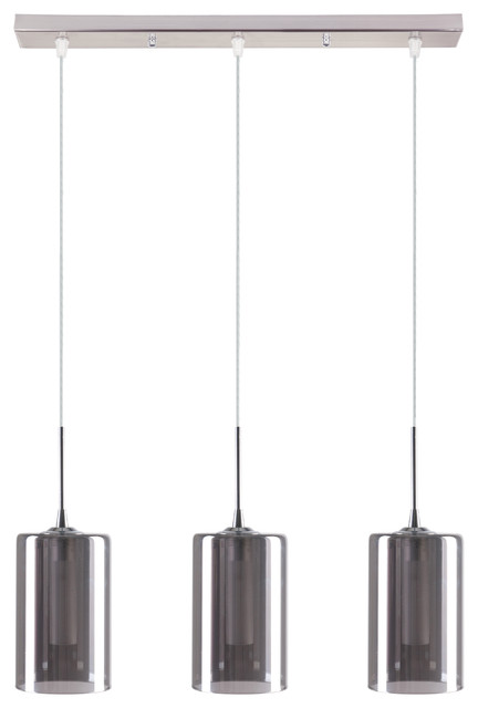 Bilbao Collection, One Light Pendant Fixture.