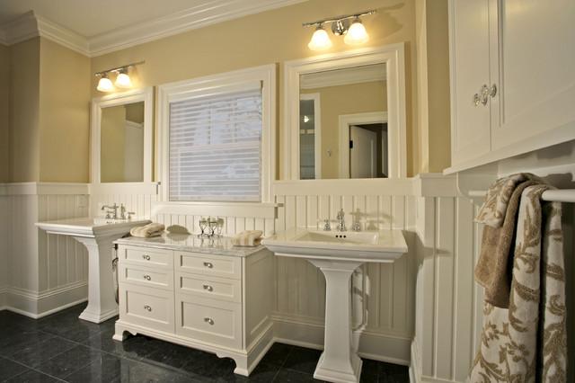 Saint Paul Residence Traditional Bathroom Minneapolis By Sharratt Design Company