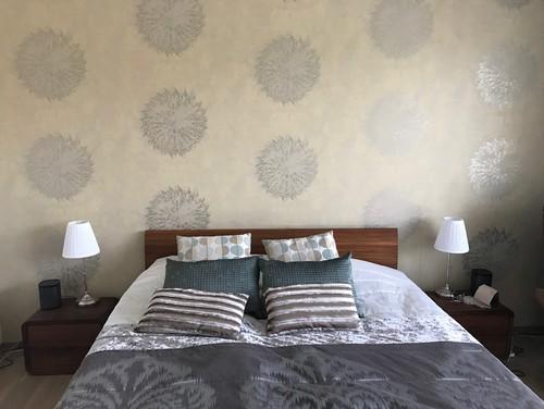 Brauche Tipps Für Meine Schlafzimmer (Wand Gegenüber Bett)