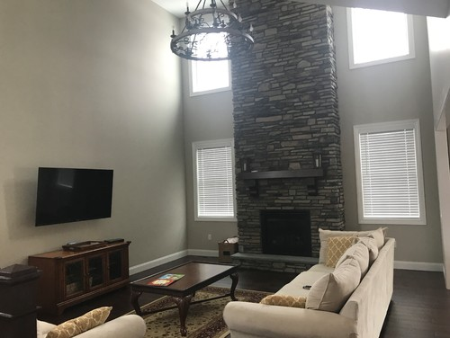 Living Room Design Help