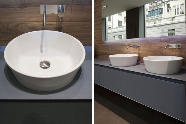 top mount sink bathroom pila top mount sink modern bathroom sinks miami by 20990