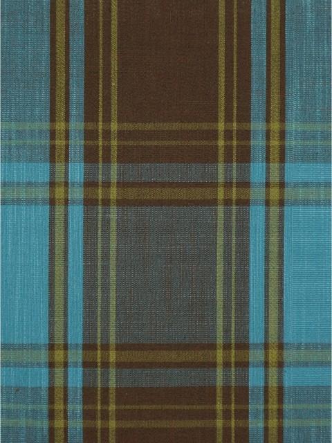 Blue Plaid Fabrics