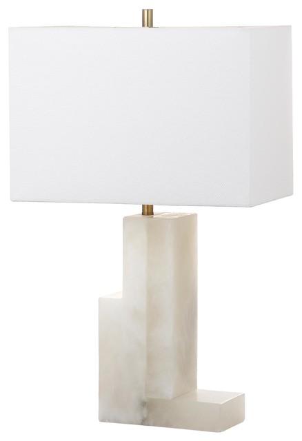 "Safavieh Cora 27.75"" High Table Lamp."