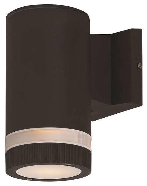 Maxim Lighting 86110abz Lightray Led Modern Outdoor Wall Light