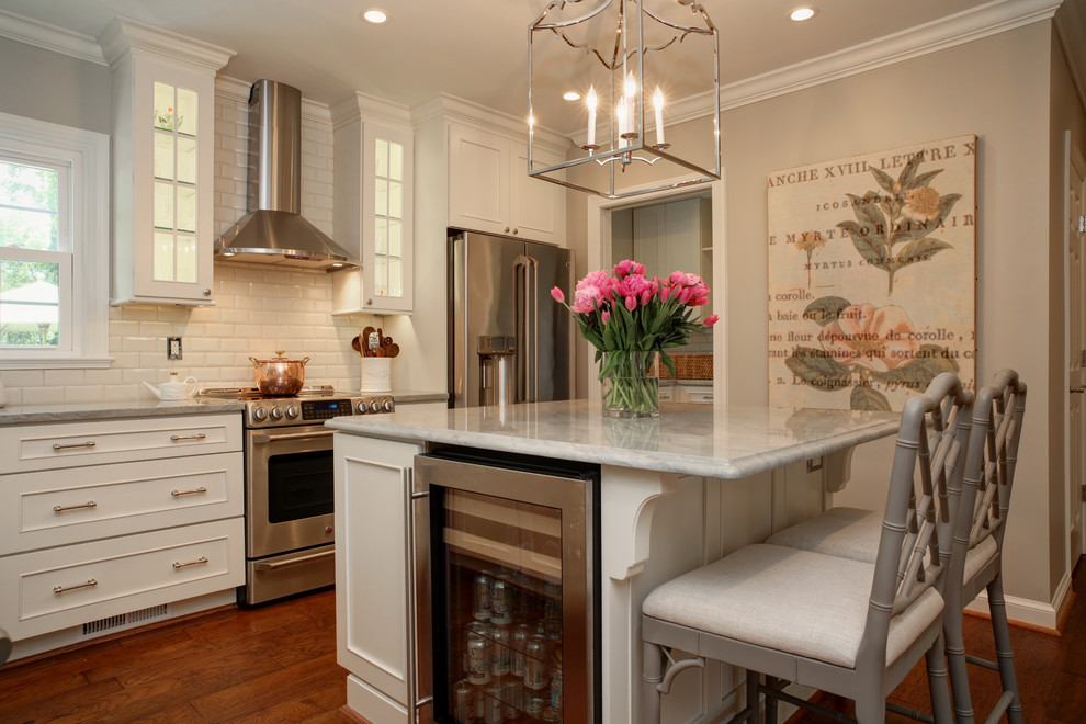 Inspiration for a timeless home design remodel in DC Metro