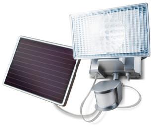 Maxsa Innovations 100-Led Outdoor Solar Security Light.