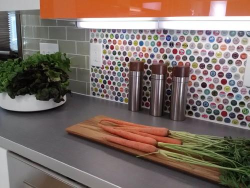 10 Creative Kitchen Backsplash Ideas