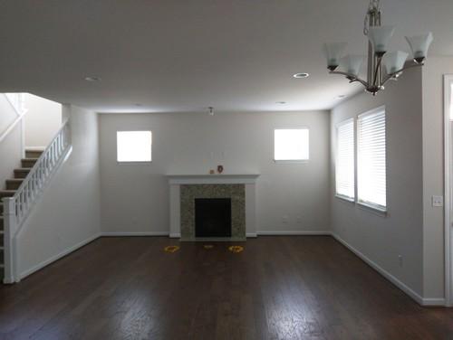 New Home...Blank Slat