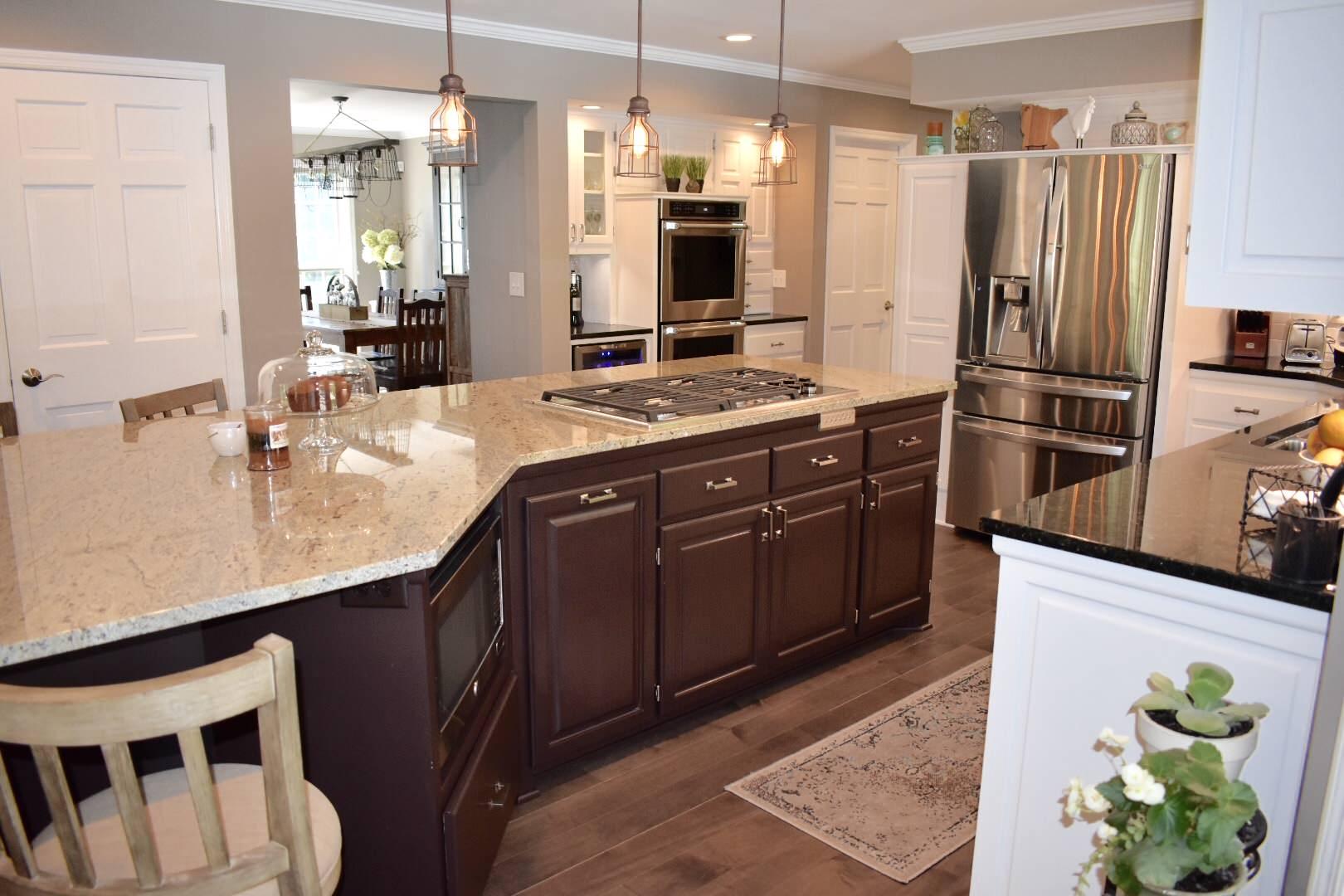 North Oaks - Mudroom Conversion and Kitchen Refresh