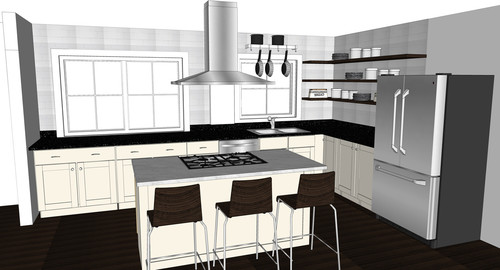 Size Can Lights For Kitchen Need input on what size recessed lights and light layout for kitchen workwithnaturefo