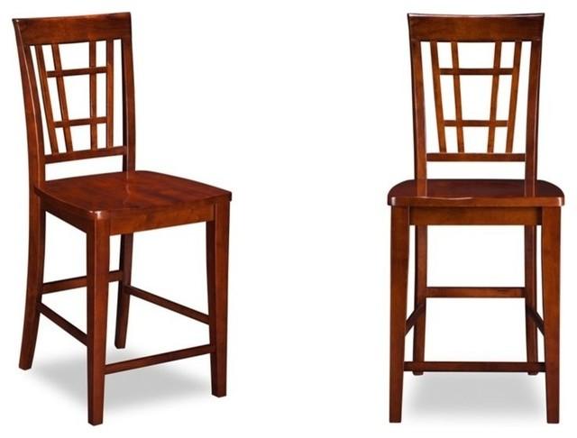 atlantic furniture montego bay bar stools in caramel latte. Black Bedroom Furniture Sets. Home Design Ideas