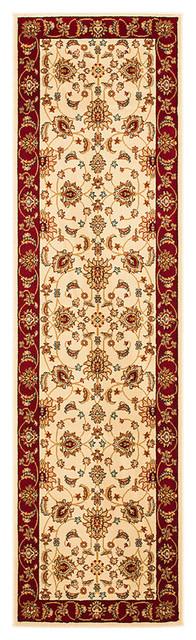 Safavieh Majesty Maj4781 1140 Creme Red Area Rug