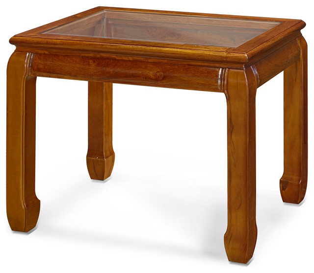 Rosewood ming style end table asian side tables and for Chinese furniture gold coast