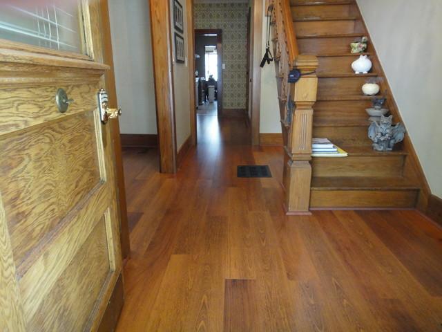 Anamosa merbau for Hardwood floor dealers