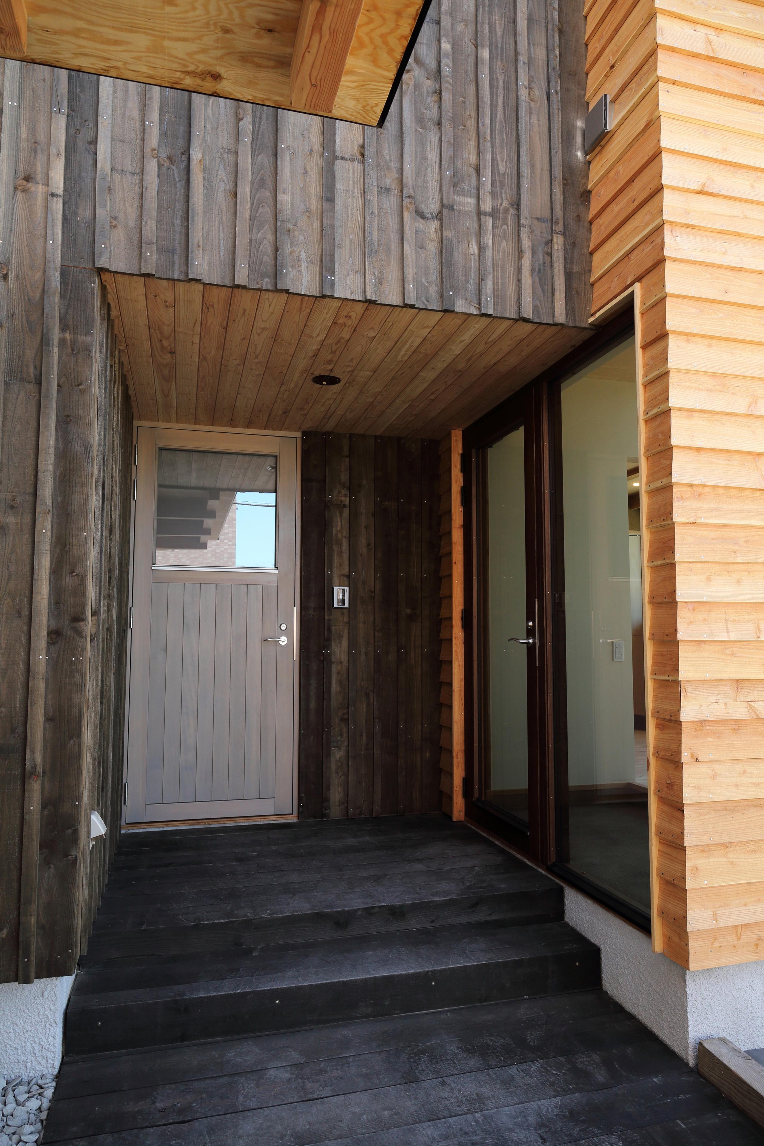 新川 桜並木の家