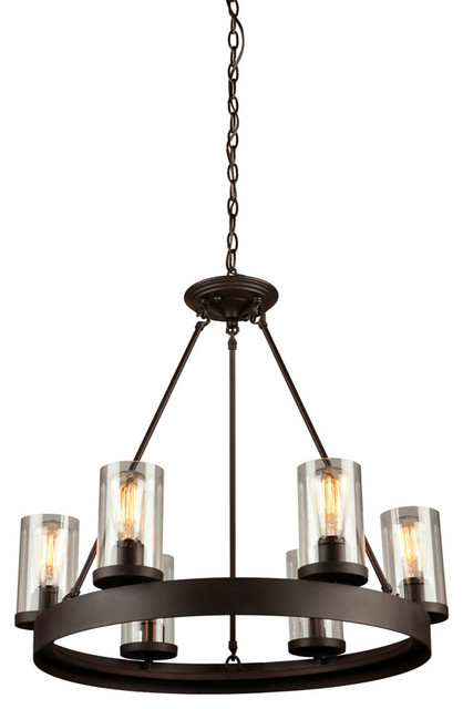 oil rubbed bronze chandelier lowes lighting park light transitional chandeliers with crystals canopy