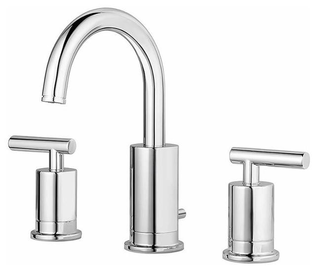 Pfister LG49-NC1 Contempra 1.2 GPM Widespread Bathroom Faucet