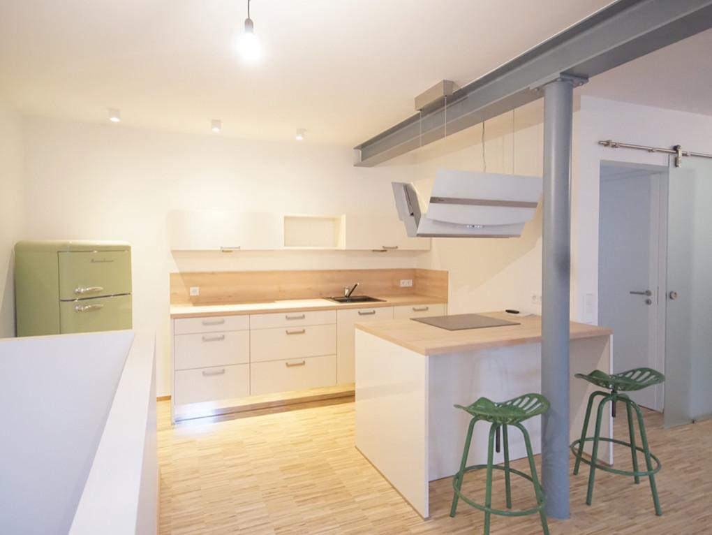 Wohn-/Essbereich I Küche