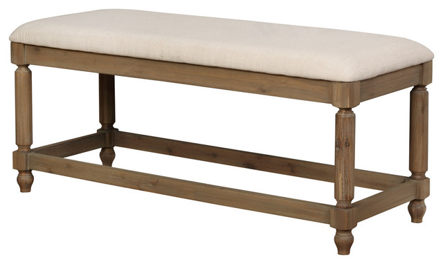 Ember Washed Finish Bench.