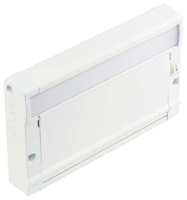 8U Series LED 8U LED 2700K UCab 7 DW Only, Textured White