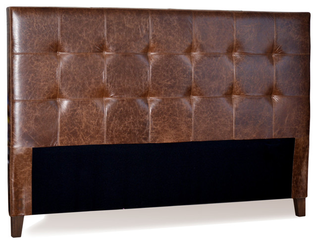 For Now Designs King Size Mink Brown Genuine Leather