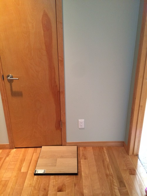 RULES  for baseboard/trim/door colour & RULES
