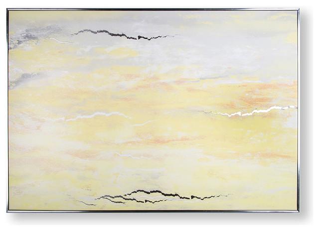 """""""Midsummer Glow"""" Framed Wall Art"""