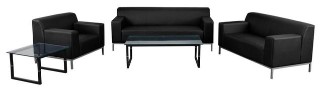 Flash Furniture Hercules Definity Series Reception Set.