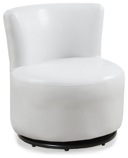 Phenomenal Juvenile Swivel Chair White Material Faux Leather Short Links Chair Design For Home Short Linksinfo